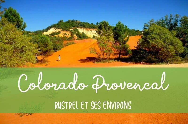 Colorado provencal visite