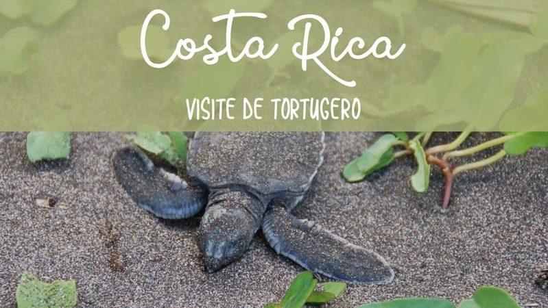 Visite village Tortuguero
