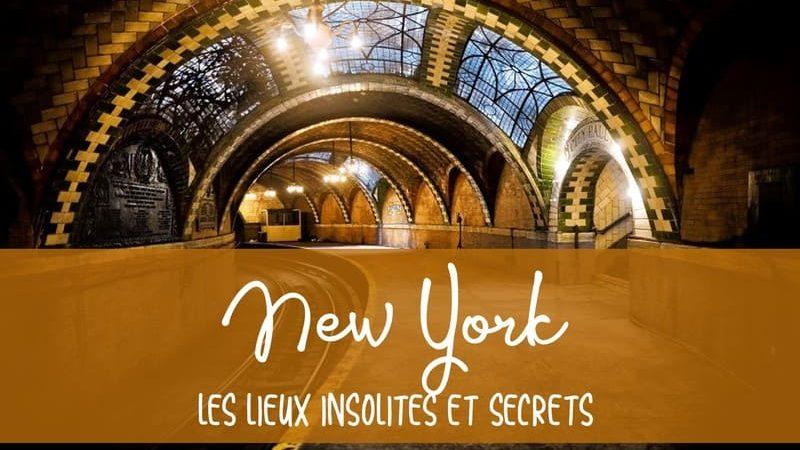 lieux insolites à New York
