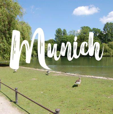 Budget voyage à Munich
