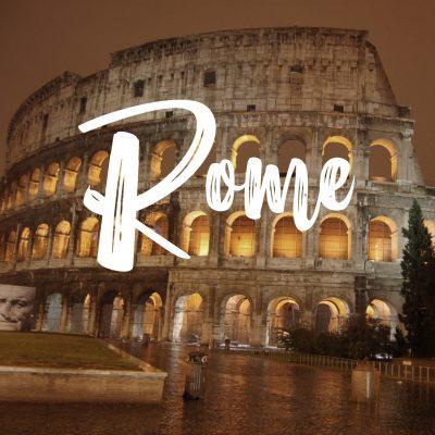 Budget pour 4 jours à Rome