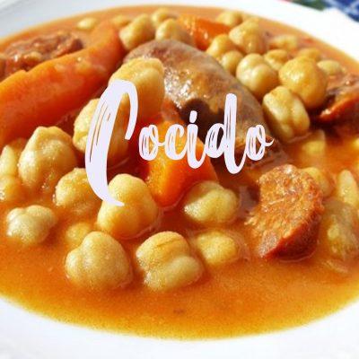 Recette espagnol cocido