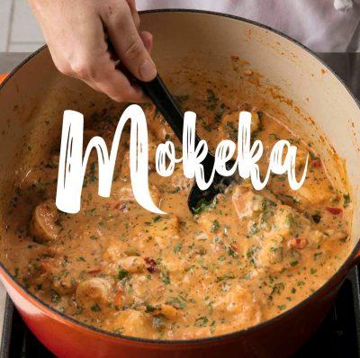 Recette de la mokeka du Brésil