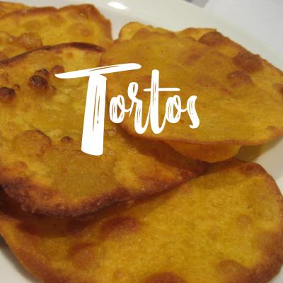 Recette de tortos d'Espagne