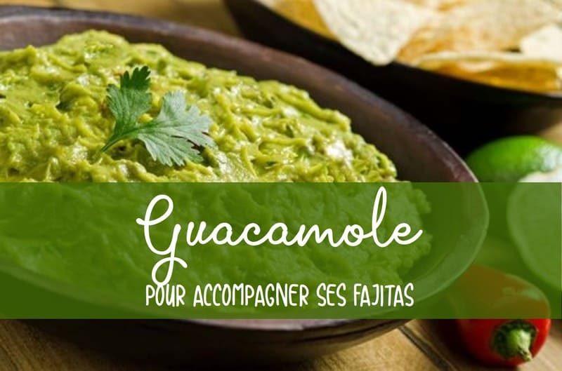 Recette de la guacamole mexicaine